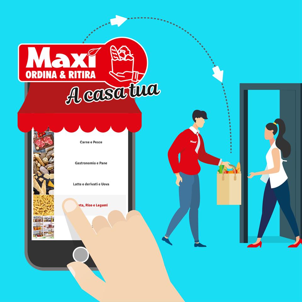 Maxì spesa online Trieste
