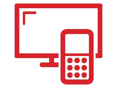 Ricariche telefoniche/TV