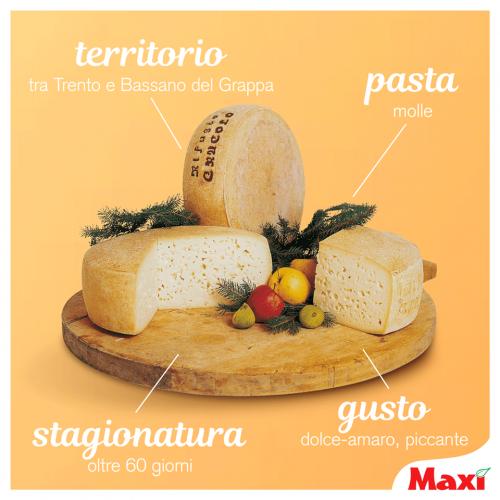 Hai mai assaggiato il formaggio Crucolo