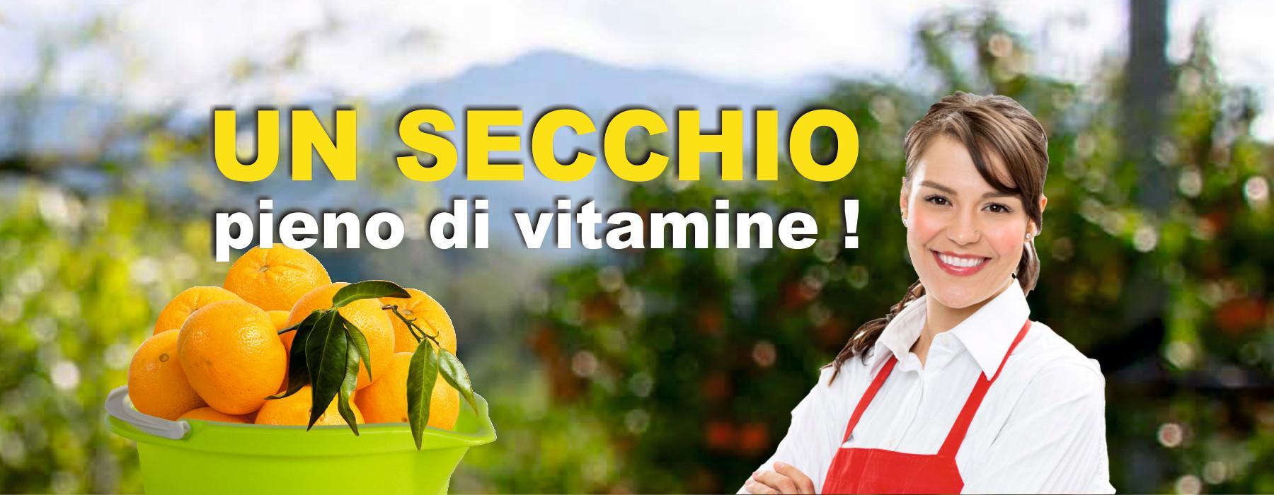Un secchio pieno di vitamine 2021