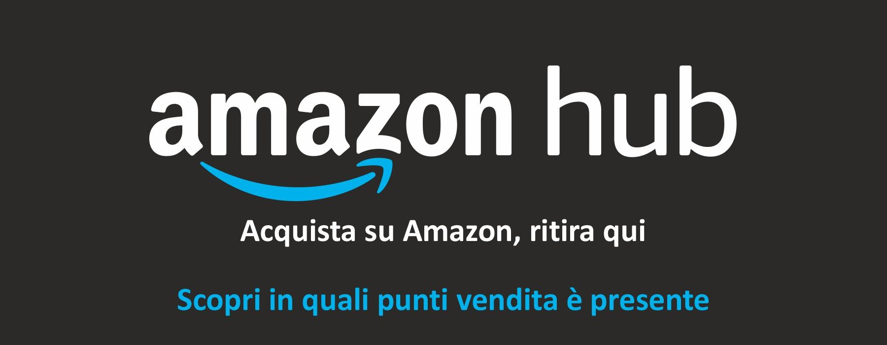 Amazon Locker nei Maxì
